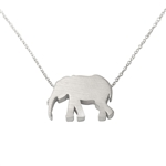 Elephant Charity Necklace for The Elephant Sanctuary