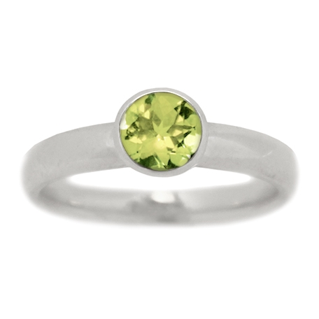 Peridot Wedding Ring Set Sandropaintingcom