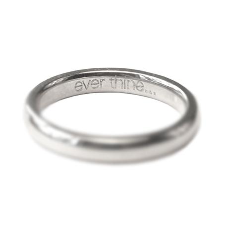engraving - Wedding Ring Engraving